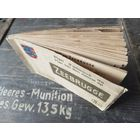 Набор почтовых карточек  Zeebrugge 1 Мировая война 20 шт