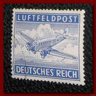 III REICH  LUFT-FELDS-POST