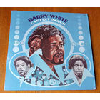 "Barry White ""Can't Get Enough"" LP, 1974"