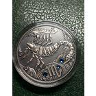 Монета 20 рублей серебром 2013 год. Беларусь.
