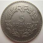 Франция 5 франков 1933 г. (a)