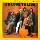 Michal David + Paces  -  I'd Love To Live - LP - 1983