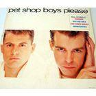 0628. Pet Shop Boys. Please. 1986. Parlophone (NL, OiS, DMM, VG+) = 17$