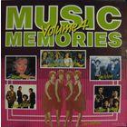 Various - Music Memories - Volume 4-1987,Vinyl, LP, Compilation,made in Belgium.