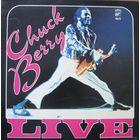 LP Chuck Berry - Live (1988)