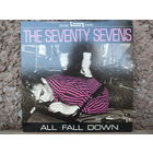 The Seventy Seven - All Fall Down - Exit Records, USA - 1984 г.