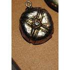 Серебряный Кулон для Фото_или_Медальон под Фото:_Старинный_ещё царских времён_до_1917г.!