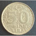 Турция, 50000 лир 2000