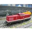 Маневровый локомотив BR 110 PIKO.Масштаб HO-1:87.