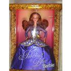 Кукла Барби: Portrait in Blue фирмы Mattel, 1997 г, коллекционный выпуск.