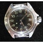 Часы Восток 2414А Командирские СССР механические