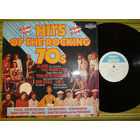 Hits of the rocking 70  LP    ,  made in UK