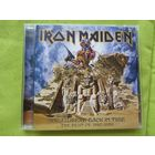 IRON MAIDEN - Somewhere Back In Time. The Best Of 1980-1989 (CD)