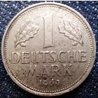 "W: Германия (ФРГ) 1 марка 1969 ""J"" (466)"
