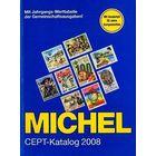 Michel 2008 - Каталог CEPT - на CD