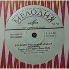 """EP The Beatles - ВОКАЛЬНО-ИНСТРУМЕНТАЛЬНЫЙ АНСАМБЛЬ (фактически АНСАМБЛЬ """"БИТЛЗ"""") - Помощь моего друга (1974)"""