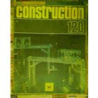 "ГДР-овский металлический конструктор ""Construction120"". Made in DDR."