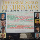 Various Artists - The Great Songs of Christmas - LP - 1966