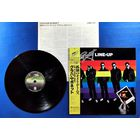 GRAHAM BONNET (RAINBOW, MSG, ALCATRAZZ) LINE UP (JAPAN LP 1981) как новый