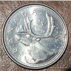 25 центов 2007 канада