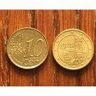 Австрия, 10 евроцентов 2007