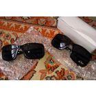 Очки солнечные / солнцезащитные женские. 2 пары. Новые!