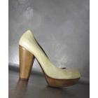 РАСПРОДАЖА!!! СКИДКА 35 %!!! Эксклюзивные винтажные кожаные туфли ручной работы известного итальянского бренда МОМА, 100 % оригинальные