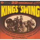 1098. King of Swing. 1976. K-Tel International (DE, Compilation, NM) = 17$