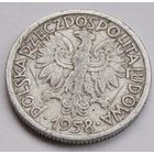 Польша, 2 злотых 1958