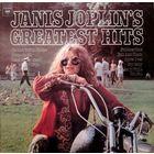 Janis Joplin - Janis Joplin's Greatest Hits - LP - 1973