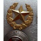 Эмблема пехотная Чехословакия ЧССР