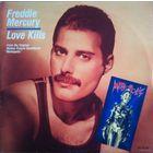 "Freddie Mercury - Love Kills - 1984 - 12"" SINGLE"