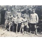 Германцы фото на память 1 Мировая война