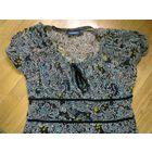 Платье мехх,м размер