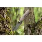 Продам нож из красивого ламинатного авторского дамаска от Леонида Васильева