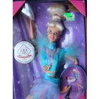 Новая кукла Барби - Olympic skater Barbie