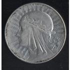 Польша 10 злотых 1932 г. Ядвига (*3). Хорошие!!!