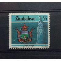 Зимбабве,герб страны