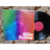 Виниловая пластинка BILLIE HOLIDAY.