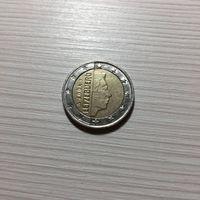 Люксембург, 2 евро 2004