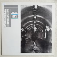 MATT BIANCO - 1984 - WHOSE SIDE ARE YOU ON, (GERMANY), LP