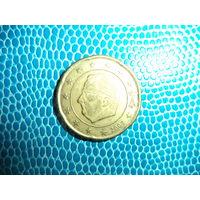 20 евроцентов 2007 Бельгия
