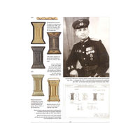 В супер сохране и полнейшем оригинале нереально редкий обвес старшего офицера пехоты.