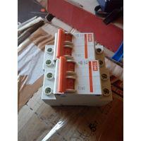 Автомат 2п 6А (C) (ВА 47- 63) TDM цена за 2 шт
