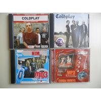 MP3: Coldplay, Him, Танцы минус.