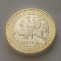 1 евро, Литва 2015 г., AU