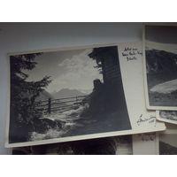 Старые открытки, Тироль, горы, 7 шт., цена за все