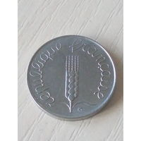 Франция 5 сантимов 1963г.