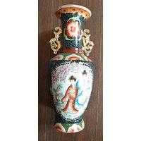 Китайская ваза без дефектов