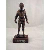 Винтажная статуэтка Рыцарь Мальта.